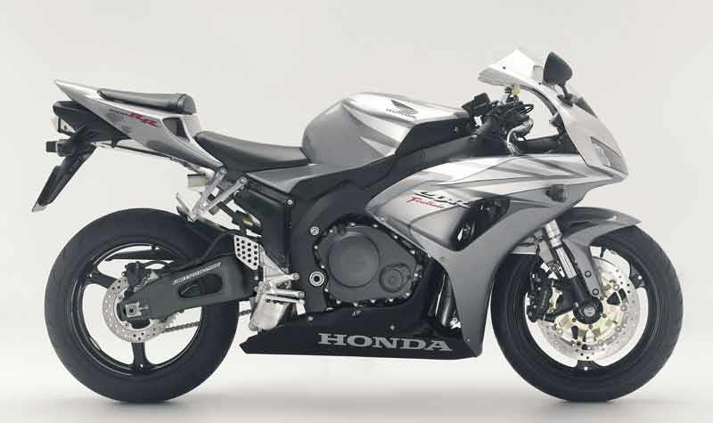 ... Honda CBR1000RR Fireblade Motorcycle Review   Side View ...