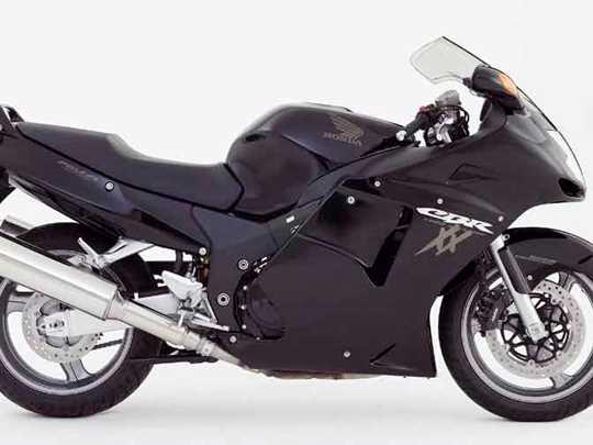 HONDA CBR1100XX SUPER BLACKBIRD  (1997-2005)