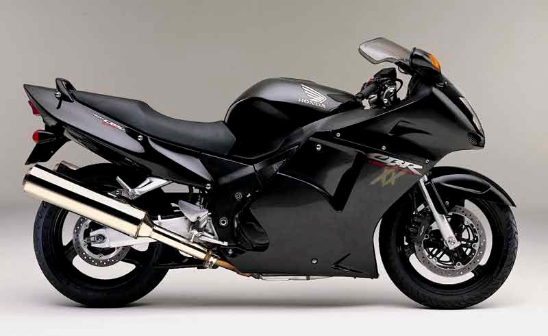honda cbr1100xx super blackbird 1997 2005 review mcn. Black Bedroom Furniture Sets. Home Design Ideas