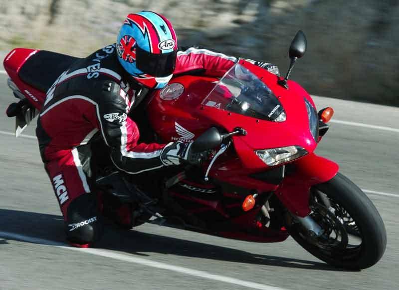 HONDA CBR600RR (2003-2006) Review | Speed, Specs & Prices ...