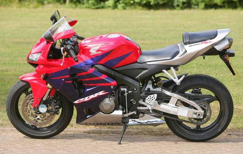 HONDA CBR600RR (2003-2006) Review | Speed, Specs & Prices | MCN