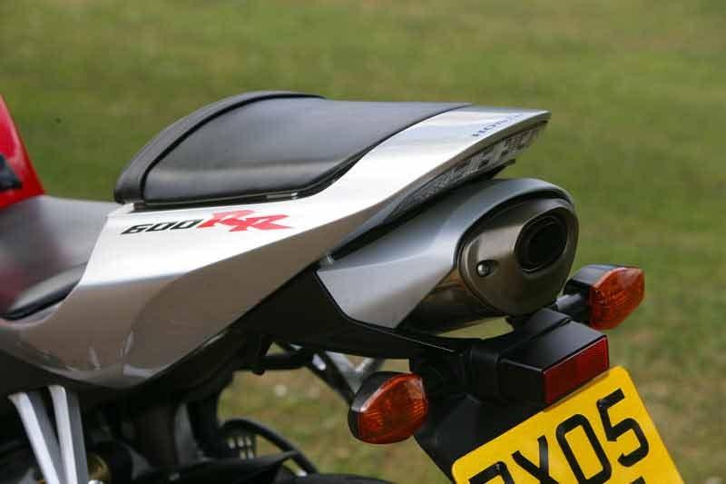 Honda Cbr600rr 2003 2006 Review Speed Specs Prices Mcn