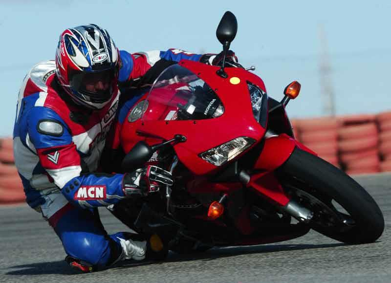 ... Honda CBR600RR Motorcycle Review   Riding ...