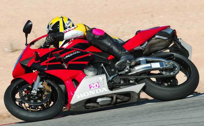 Attirant ... Honda CBR600RR Motorcycle Review   Riding ...
