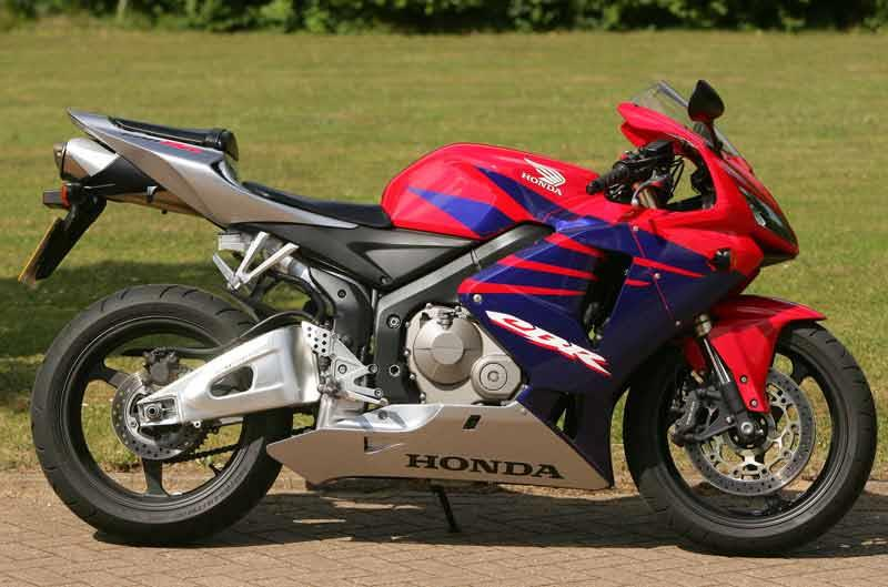 Wonderful ... Honda CBR600RR Motorcycle Review   Side View ... Design