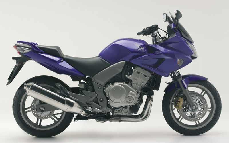 Honda CBF1000 Motorcycle Review