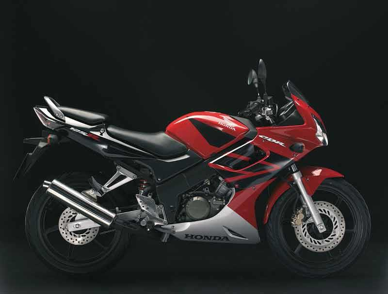 honda cbr replica 125cc review