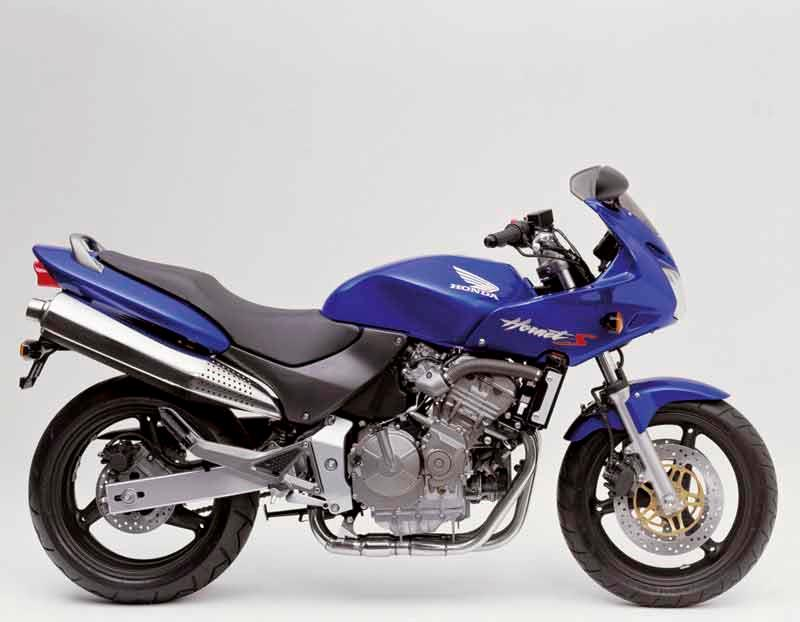 honda cb600f hornet 1998 2006 review specs prices mcn. Black Bedroom Furniture Sets. Home Design Ideas
