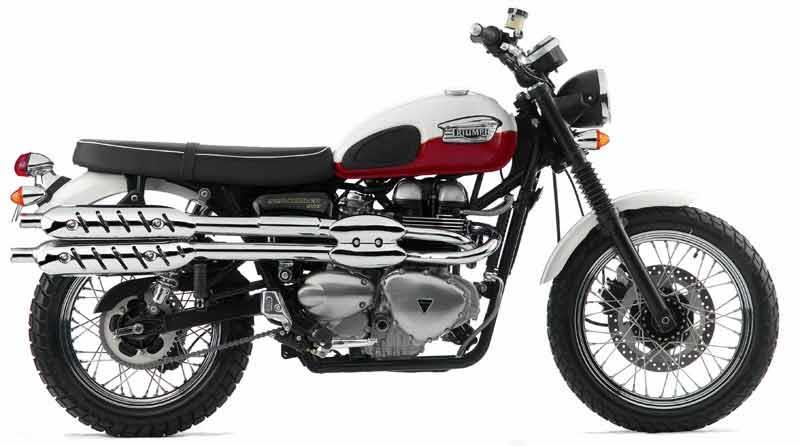 Triumph Scrambler 2006 On Review Specs Prices Mcn