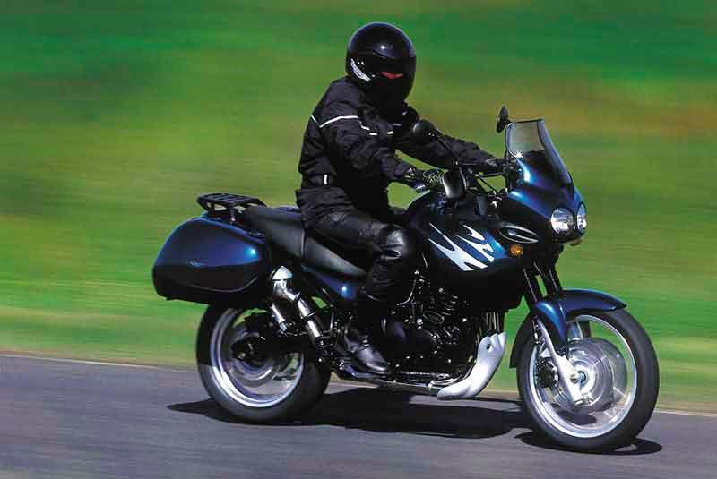 triumph tiger 955i (2001-2006) review | mcn