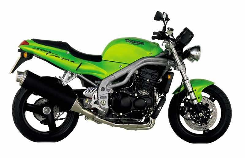 triumph speed triple 955i (1997-2004) review | mcn