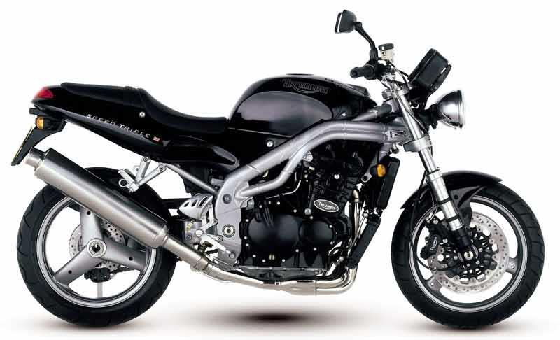 Triumph Speed Triple 955i 1997 2004 Review Mcn