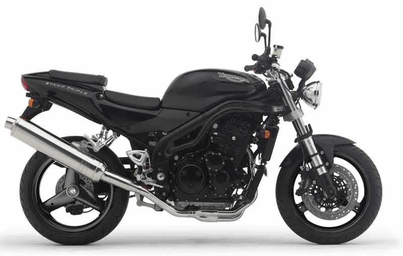 Triumph Speed Triple 955i 1997 2004 Review