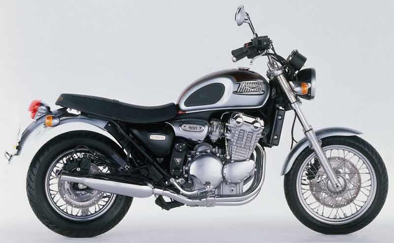 Triumph Thunderbird 900 1993 2003 Motorcycle Review Mcn