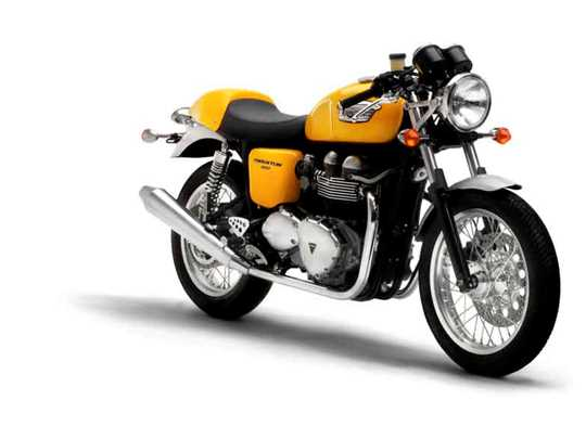 TRIUMPH THRUXTON 900  (2003-on)
