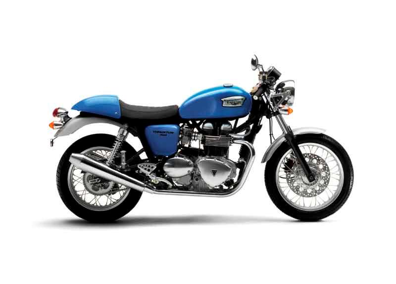 TRIUMPH THRUXTON 900 (2003-on) Review | MCN