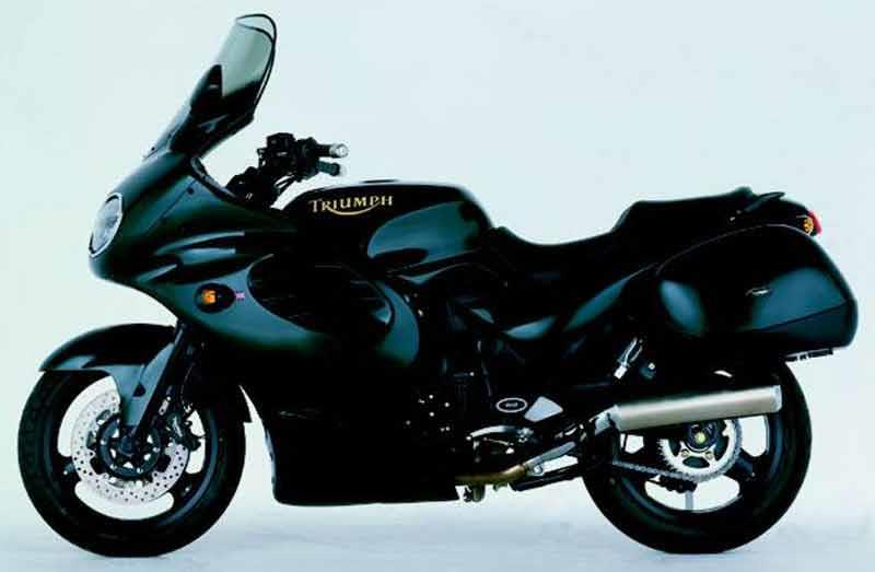 Triumph Trophy 1200 Motorcycle Review