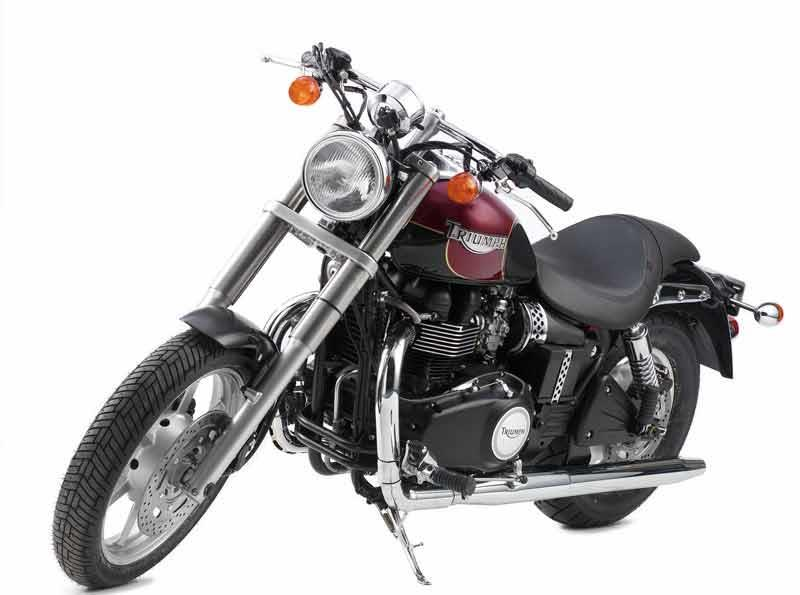 Triumph Speedmaster Motorcycle Review