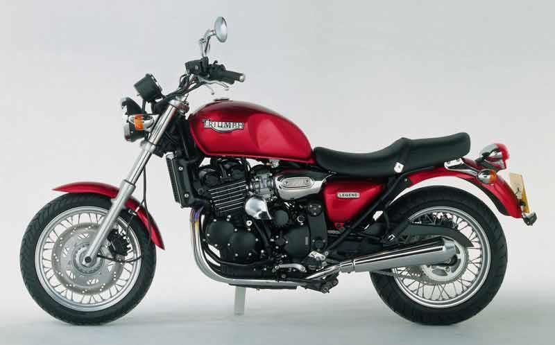 Triumph Legend Tt 1998 2000 Review Mcn