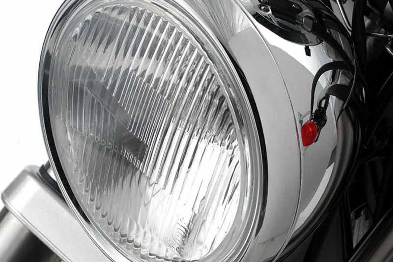 Triumph Bonneville America headlight