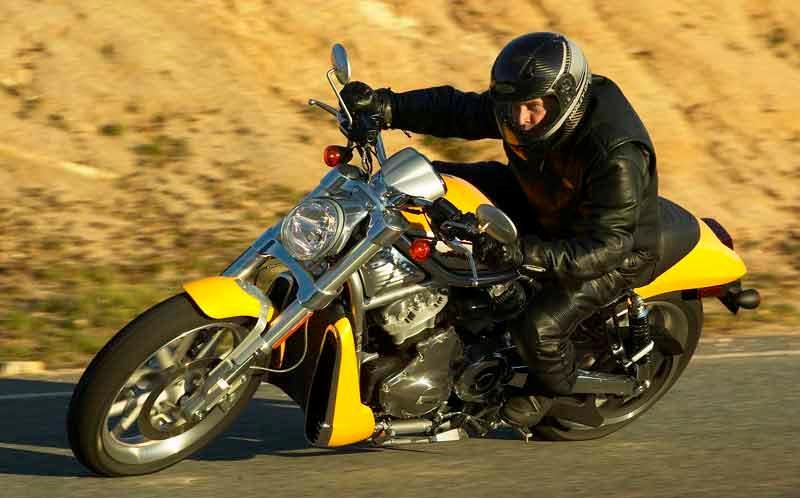 Harley Davidson Street Rod 2005 2012 Review Mcn