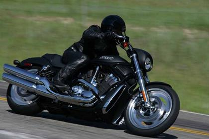 Harley-Davidson VRSCD Night Rod motorcycle review - Riding