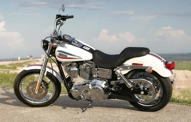 Harley Davidson Super Glide 1994 On Review