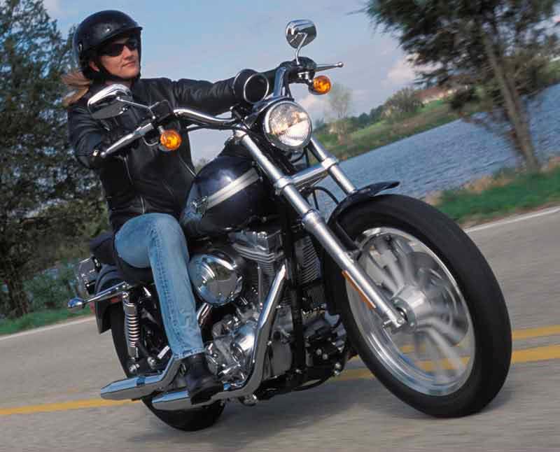 Harley Davidson Super Glide Super Glide Sport Super: HARLEY-DAVIDSON SUPER GLIDE SPORT (1998-2005) Review