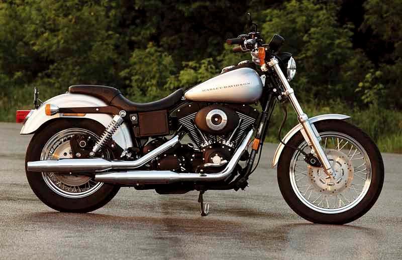 Harley Dyna Super Glide Sport