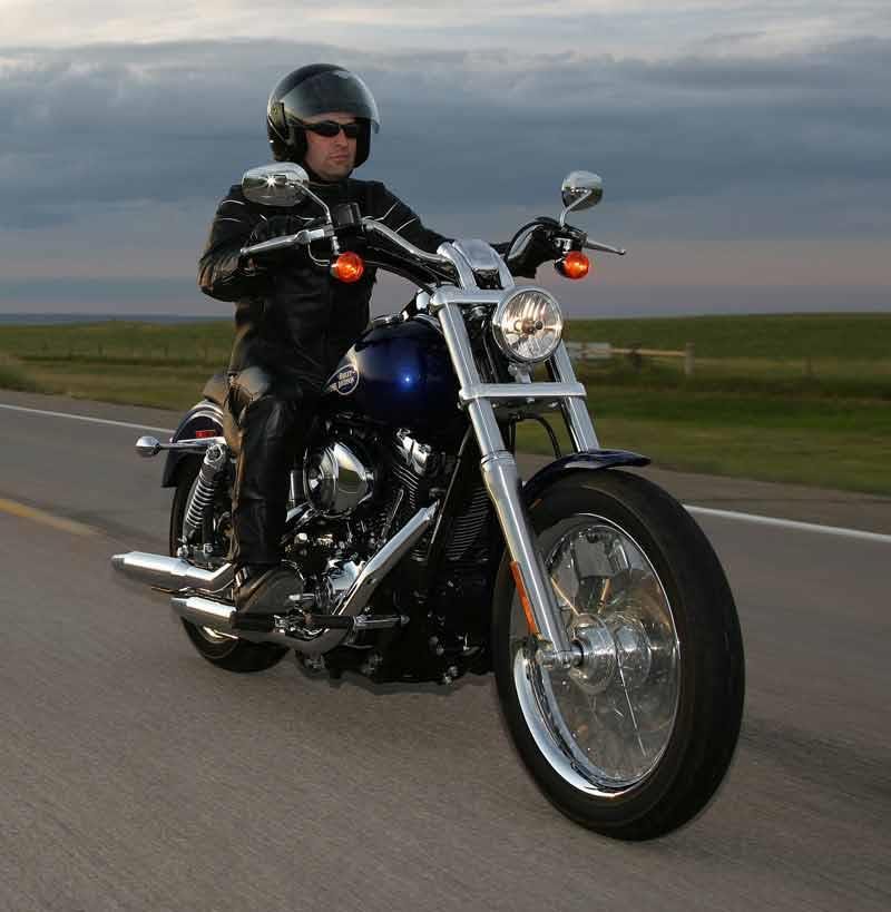 Harley Riders: HARLEY-DAVIDSON LOW RIDER (1991-on) Motorcycle Review