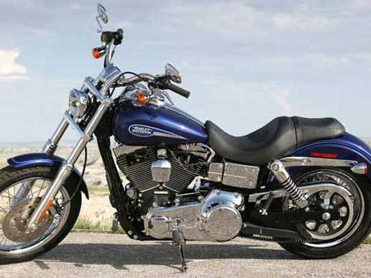 HARLEY-DAVIDSON LOW RIDER  (1991-on)