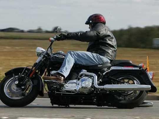 Harley Davidson Softail Crossbones For Sale Uk