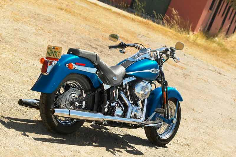 HARLEY-DAVIDSON SPRINGER SOFTAIL (1988-2003) Review | MCN