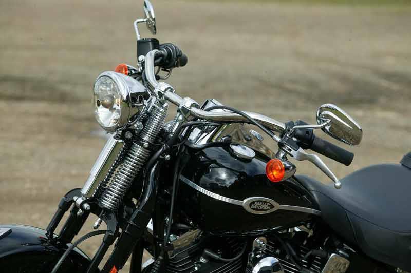Harley Davidson Springer Softail 1988 2003 Review Mcn