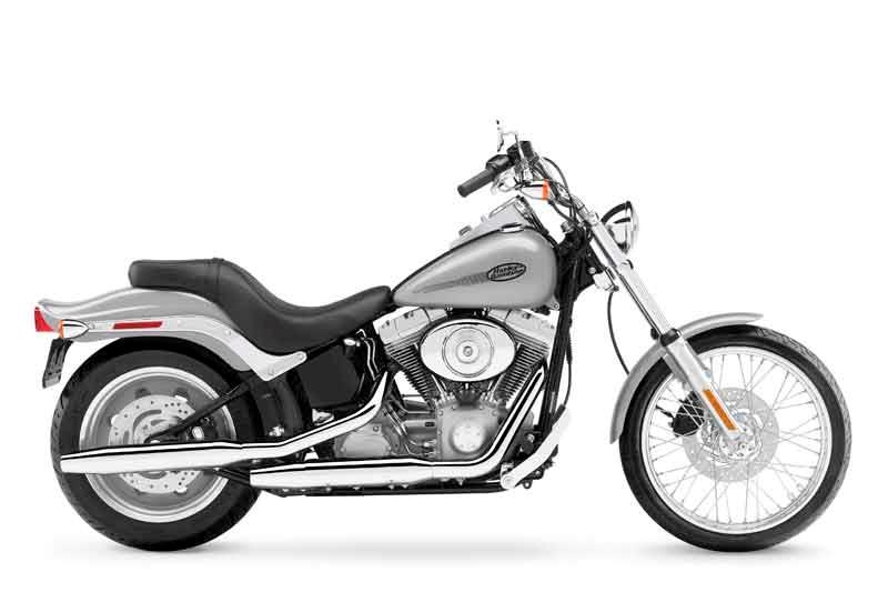 Harley Davidson Softail 1998 2003 Review Mcn
