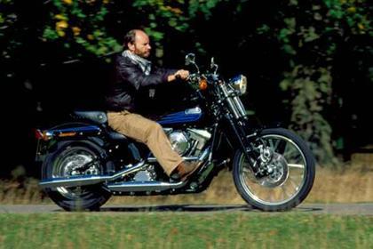 HARLEY-DAVIDSON BAD BOY  (1995-1996)