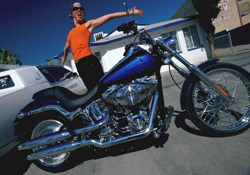 Harley Davidson Deuce >> Harley Davidson Deuce 1999 2005 Motorcycle Review Mcn