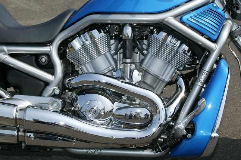 Harley Davidson Vrsca V Rod Value