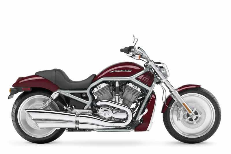 Harley Davidson V Rod Dimensions