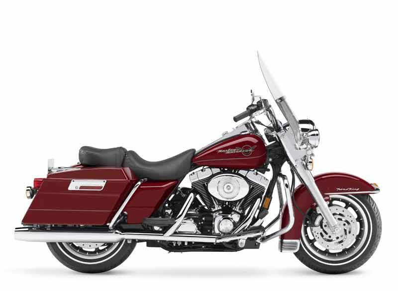 HARLEY-DAVIDSON ROAD KING (1993-on) Review