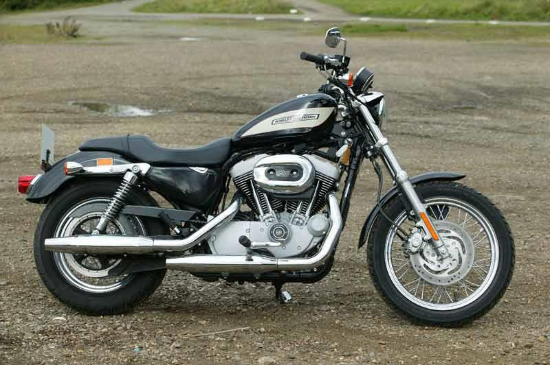 Harley Davidson Sportster 1200 1995 On Review