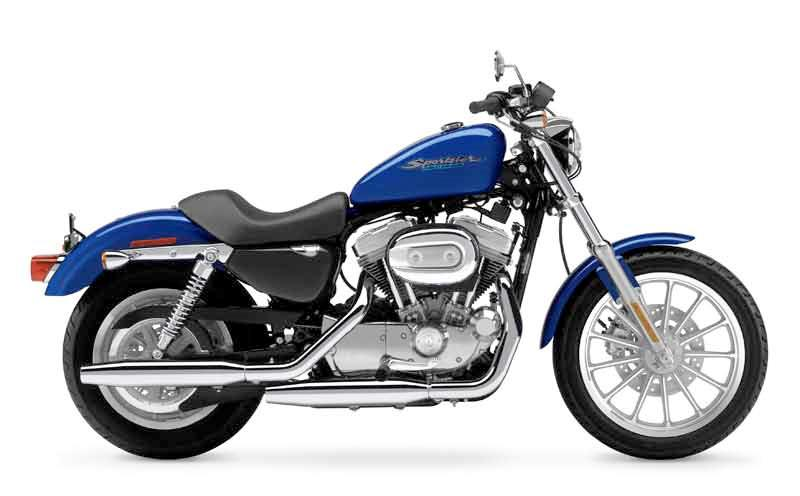 HARLEY-DAVIDSON SPORTSTER 883 (1993-on) Review | MCN