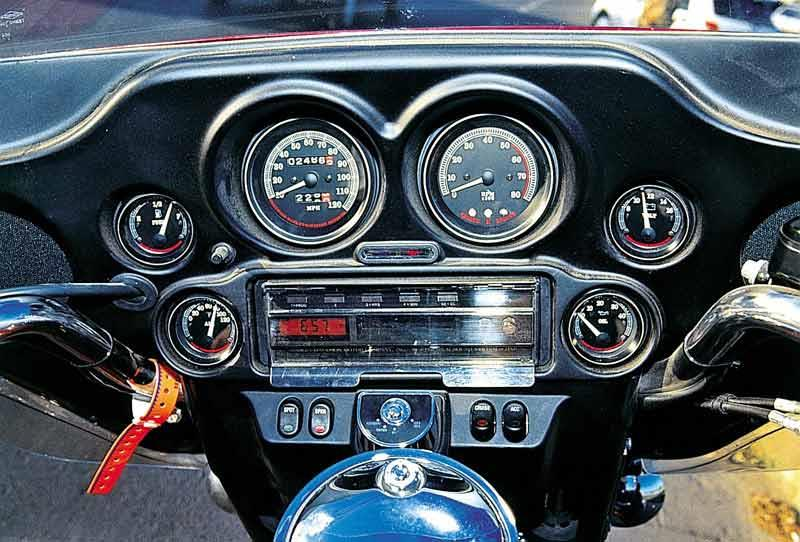 HARLEY-DAVIDSON ELECTRA GLIDE (1988-on) Review