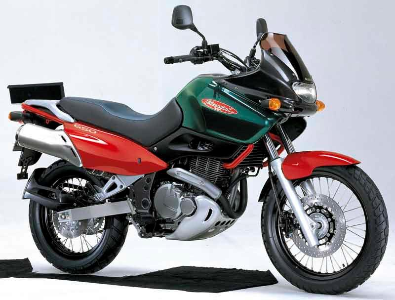 Suzuki Freewind Xf650 1997 2002 Review Mcn