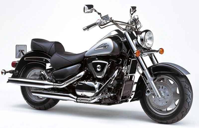 SUZUKI VL1500 INTRUDER 1998 2002 Motorcycle Review MCN