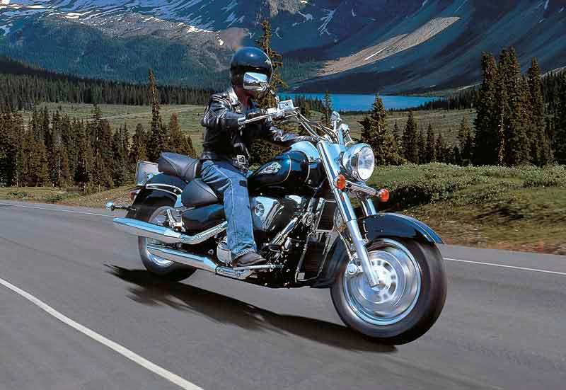 SUZUKI VL1500 INTRUDER (1998-2002) Motorcycle Review | MCN