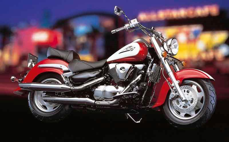 SUZUKI VL1500 INTRUDER (1998-2002) Motorcycle Review | MCN