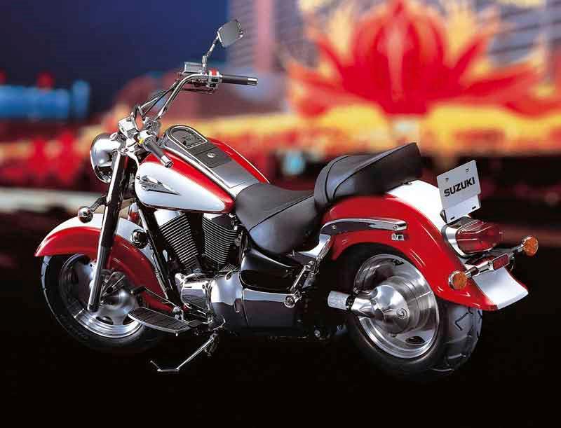suzuki vl1500 intruder 1998 2002 review mcn rh motorcyclenews com 2000 suzuki intruder 1500 manual pdf 2001 suzuki intruder 1500 repair manual