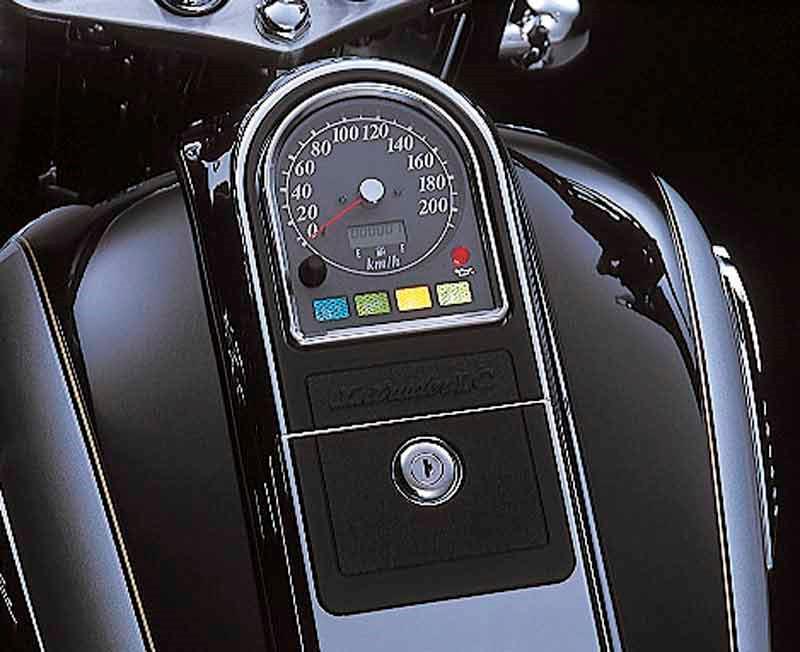 Suzuki Intruder  Mustang Seat