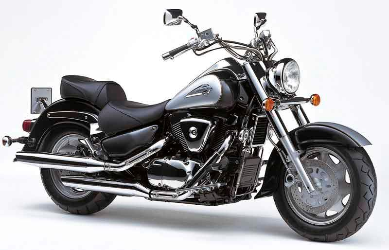 suzuki vl1500 intruder 1998 2002 review mcn. Black Bedroom Furniture Sets. Home Design Ideas